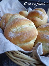 C'est ma fournée !: Les incroyables petits pains au Fjord à mémoire de forme...