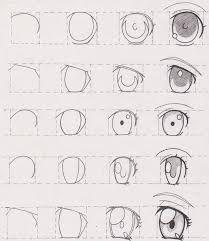 manga eyes!