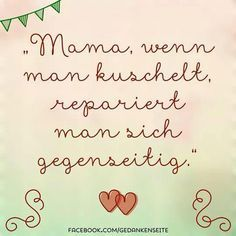 Words Quotes, Love Quotes, Sayings, German Quotes, I Love Girls, Mothers Love, True Words, Beautiful Words, Decir No