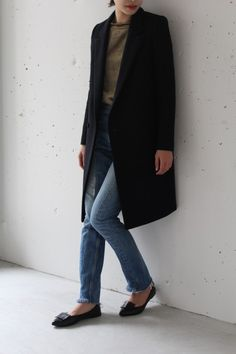 TAROHORIUCHI TAILORED COAT -CITYSHOP EXCLUSIVE-