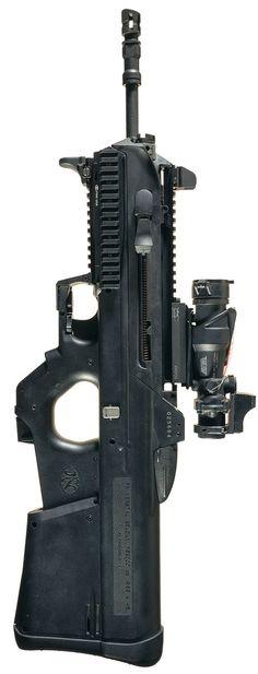 Gunfighter, gunrunnerhell:   FN FS2000 Largely polymer framed...