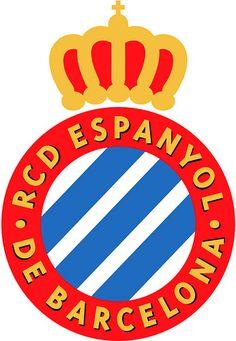 Reial Club Deportiu Espanyol de Barcelona, S.A.D. | Real Club Deportivo Español de Barcelona S.A.D. | Country: Spain. País: España. | Founded/Fundado: 1900/10/28. Badge/Escudo.