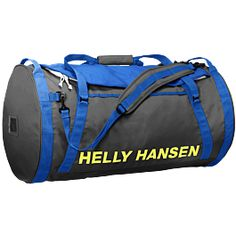 <p>The essential year round duffel bag with waterproof hard wearing main fabric.</p>