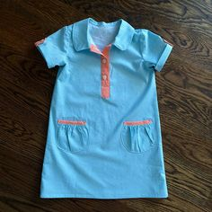 Oliver + S Jump Rope Dress with color blocking Happy Children, Sewing Clothes, Beautiful Outfits, Color Blocking, Look, Kids Fashion, Mens Tops, Dresses, Dresses Of Girls