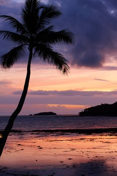 #Fiji #sunsets Amazing!