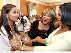 The Legend Ball......Oprah