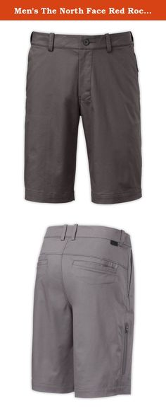 Men's The North Face Red Rocks Shorts Size 32 Asphalt Grey. Classic yet sporty enough for the trails, these midweight hiking shorts are crafted with an 11-inch inseam and durable Sorona yarns for stretch-performance that's also environmentally friendly.