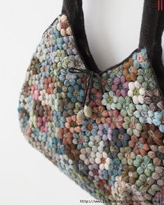 Marvelous Crochet A Shell Stitch Purse Bag Ideas. Wonderful Crochet A Shell Stitch Purse Bag Ideas. Love Crochet, Beautiful Crochet, Crochet Flowers, Knit Crochet, Irish Crochet, Crochet Motif, Crochet Handbags, Crochet Purses, Crochet Bags