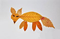 fall projects for preschoolers | art ideas crafts