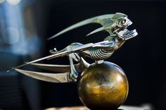 Photo Gallery: hood ornaments