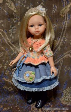 Что нового в дружной семейке? / Paola Reina, Antonio Juan и другие испанские куклы / Бэйбики. Куклы фото. Одежда для кукол