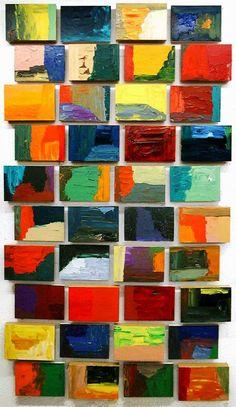 Pedro Calapez, cena 10 x 4 a, 2000.