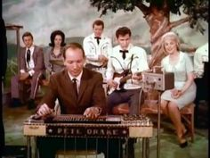 The timeless Pete Drake & his talking steel guitar with his rendition of…