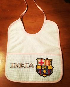 Babero fútbol club Barcelona