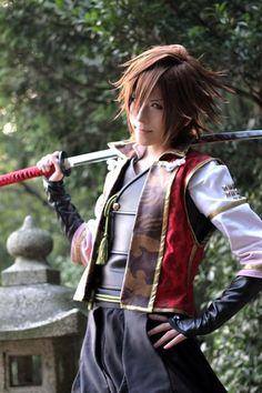 Japanese Cosplay : Chitose (Jukki no Kizuna:Sekigahara | http://cosplaycollections.blogspot.com
