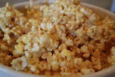 Mmmmmmm marshmallow popcorn