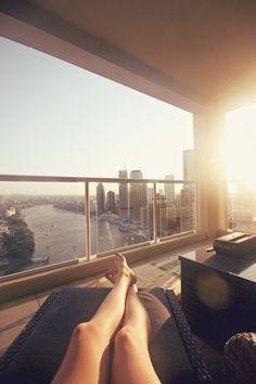 Lounging on the terrace. #PBperfectsaturday @Poppy Barley x @Caitlin Flemming