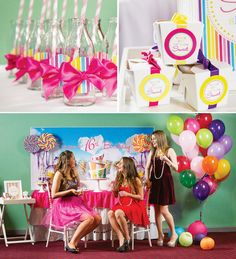 {Katy Perry Inspired} Teenage Dream Sweet Sixteen