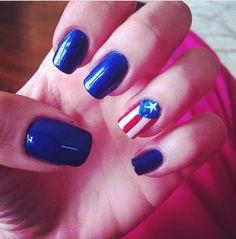 Puerto Rican Nails