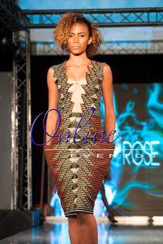 rose palhares Angola International Fashion Show 2013 FashionGHANA African Fashion (7)