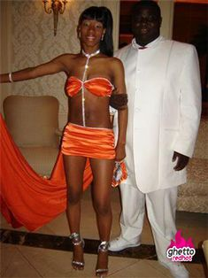 Ghetto Prom Dresses In The Hood | ... Most Ratchet Time of the Year: The Ugliest Prom Dresses of All Time
