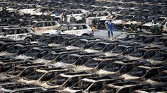 China detains 23 after deadly warehouse explosions in Tianjin http://bloom.bg/1LxNbnN
