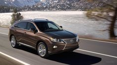 Photo Lookbook: Full Screen Images of 2014 Lexus RX 350, RX F SPORT & RX 450h