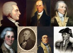 TOP 10 PARTISANS OF THE SOUTHERN CAMPAIGNS  Elijah Clarke Thomas Sumter  John McClure  Isaac Shelby  Francis Marion  John Sevier William Davie James Williams Andrew Pickens  James McCall http://allthingsliberty.com/2014/07/top-10-partisans-of-the-southern-campaigns/