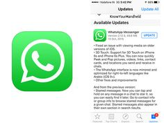 The world went wild with the introduction of WhatsApp Messenger and it probably is still going through the phase. It is one of the most used applications for free messaging.