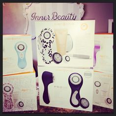 Clean your skin the Clarisonic way. New fall colors have arrived at Inner Beauty SkinCare.  Shop on line, www.innerbeautysc.com