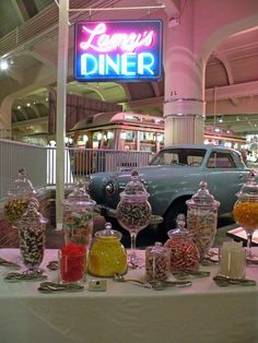 Lamy's Diner is now open for business!