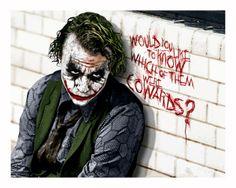Joker - El caballero oscuro