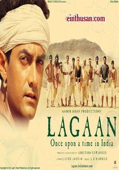 Lagaan Hindi Movie Online - Aamir Khan, Gracy Singh, Rachel Shelley and Paul Blackthorne. Directed by Ashutosh Gowariker. Music by A. R. Rahman. 2001.