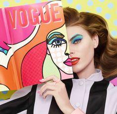 voguing  #weekend #read @marynalinchuk1 @voguejapan #2013 : @laceystudio by whatgoesaroundnyc