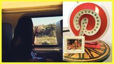 A @depoisdosquinze aproveitou suas férias em San Francisco para visitar o HQ do Pinterest. Quer fazer o tour com ela? Aproveita!