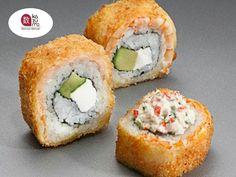 LA MEJOR COMIDA JAPONESA EN POLANCO. En Restaurante Kazuma le invitamos a disfrutar de un exquisito Rastas Roll. Este delicioso sushi está elaborado a base de camarón empanizado, queso y aguacate envuelto en hoja de soya cubierto en salmón, atún y cangrejo spicy sobre una salsa de anguila y ajonjolí. En RESTAURANTE KAZUMA contamos con exquisitos rollos de sushi para deleitar hasta el paladar más exigente, le invitamos visitarnos en Julio Verne #38 Col. Polanco México, D.F.