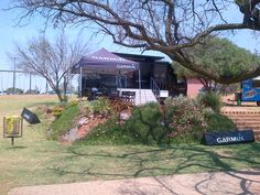 Garmin at the Mega Geocaching Event this weekend at the Voortrekker Monument in PTA!