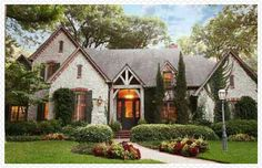 This is one of my favorite exterior . Id like outside like this