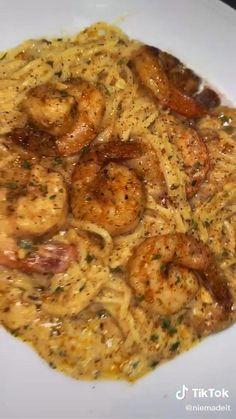 Shrimp Recipes For Dinner, Shrimp Recipes Easy, Seafood Dinner, Seafood Recipes, Appetizer Recipes, Beef Recipes, Whole Food Recipes, Cooking Recipes, Healthy Recipes