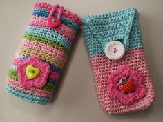 MOBILE CASES by LENA1130, via Flickr