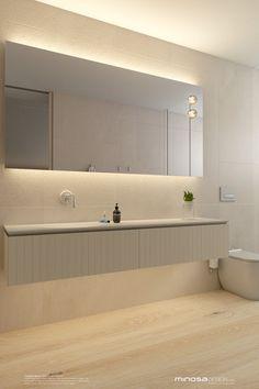 Minosa Design: Bathroom Design - Less is More