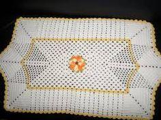 Resultado de imagem para novidades de tapetes em croche