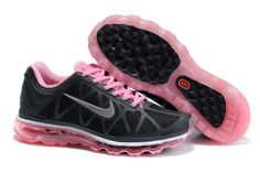 finest selection d86e3 93886 Womens Nike Air Max 2011 Grey Pink Sneakers  Lovely  pink  products cheap  nike shoes   Street styles   Nike, Nike air max 2011, Nike air max
