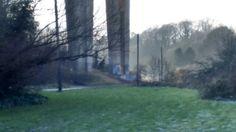 Walking along the river Wear, South Hylton
