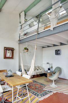Perfekt Aros: Un Duplex Bohème à Marseille Gardinen, Schlafzimmer, Dekoration,  Innenarchitektur, Vintage