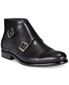 Bar Iii Dante Double Monk Chukka Boots