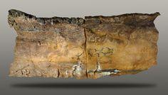 Modelo 3D de Covacilla. A partir del escaneo 3D de los paneles rupestres con motivo de la producción de la réplica para el Parque de la Prehistoria en Teverga. Realización: Troppo Vero.