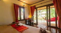 Guests looking for a place to reenergize and relax will definitely enjoy their stay at this hotel. Baan Manali Resort is located on Nai Wok beach surrounded by a large coconut plantation and landscaped gardens.