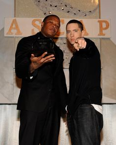 Dr Dre & Eminem Eminem marshall mathers slim shady b-rrabit stan https://www.facebook.com/pages/Eminem-Soldiers-Colombia/1426507957568769 Jus For Eminem Soldiers! (Y)