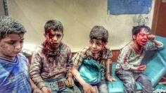 Yemeni children, Yemen war